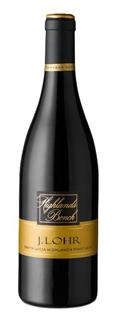J. Lohr Pinot Noir Highlands Bench 2012...